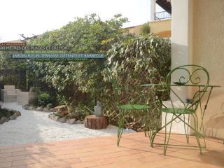 Super T2 + jardin idéalement situé - Carqueiranne vacation rentals
