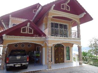 Original 3 bedroom Villa with stunning sea views, private pool and sauna in Patong beach - Patong vacation rentals