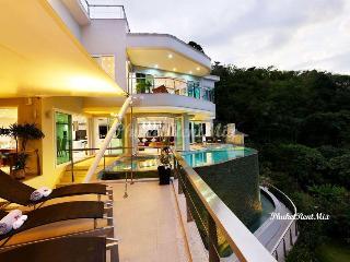 A modern seven bedroom Villa Beyond with a panoramic view of the Andaman sea - Bang Tao vacation rentals