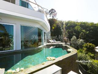 Namastep Villa six bedrooms with a panoramic view of the Andaman sea - Bang Tao vacation rentals