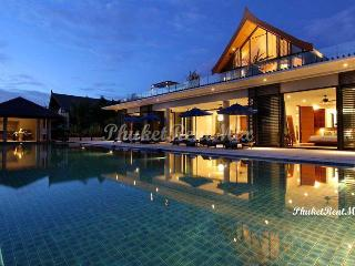 Four-bedroom Villa Padma in a gated exclusive community on the Cape Yamu - Pa Khlok vacation rentals
