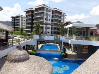 Single apartment in a new complex, Chalong Miracle Lakeview - Chalong vacation rentals