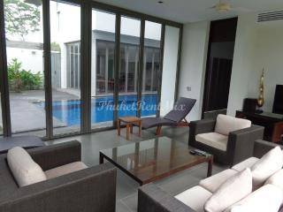 Luxury three bedroom pool Villa in Baan Yamu residences - Thalang vacation rentals
