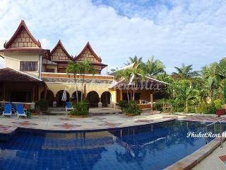 Large Villa of six bedrooms and private pool - Bang Tao vacation rentals