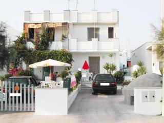 House-in-house-for-vacation-in-Torre-San-Giovanni-Mare-Verde-Ugento-front-Sea-CV - Ugento vacation rentals