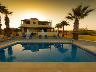 Beautiful 7 bedroom Villa in Lachania - Lachania vacation rentals