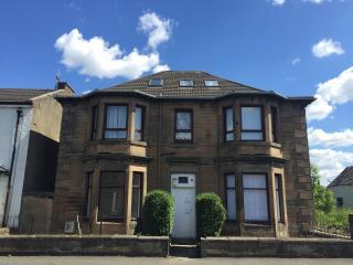 Elder Park Apartments -  (sleeps 4) - Glasgow vacation rentals
