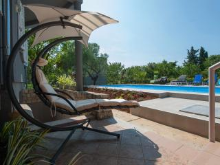 Big apartment with 50 m2 swimming pool - Sukosan vacation rentals