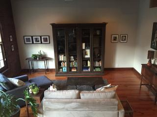 Downtown Loft with Balcony - Asheville vacation rentals