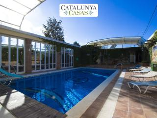Villa Amalia La Llacuna for up to 22 guests in the Catalonian countryside! - La Llacuna vacation rentals