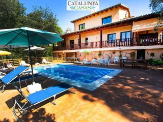 Enchanting villa in the heart of Costa Brava - 8km to PGA golf and 20  km to the beach! - Sils vacation rentals