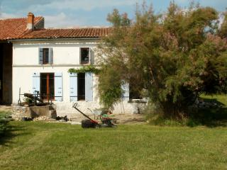 Traditional 4 bed farmhouse 20 mins from the sea - Saint-André-de-Lidon vacation rentals
