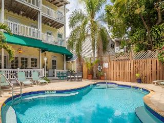 Curry House Room 4. Historic Key West B&B Sparkling pool and Yummy Breakfast! - Key West vacation rentals