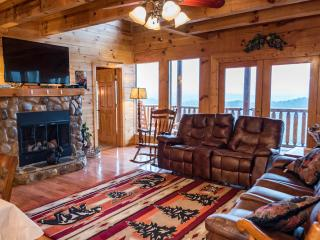 Beautiful 5 bedroom Cabin in Sevierville - Sevierville vacation rentals