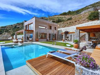 Perfect Villa with Internet Access and DVD Player - Palaiokastro vacation rentals