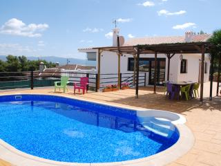 Beautiful villa with private pool and amazing views in Malaga, Spain - Alhaurin de la Torre vacation rentals