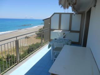 Wonderful Apartment on the Beach in Sicily - Capo D'orlando vacation rentals