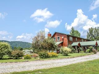 Perfect House with Water Views and Hot Tub - Blue Ridge vacation rentals