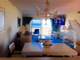 Beautiful Condo with Television and Water Views - Cocoa Beach vacation rentals