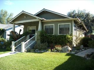 Charming Santa Barbara Craftsman Style Home - Santa Barbara vacation rentals