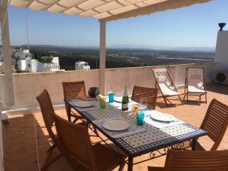 Casa Azulen, house with a view in the old town - Vejer vacation rentals