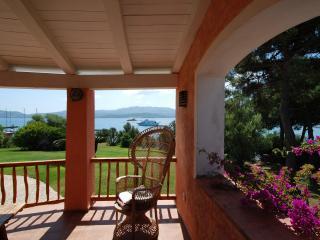 Beachfront Villa in Sardinia near the Costa Smeralda - Villa Bice - Cannigione vacation rentals