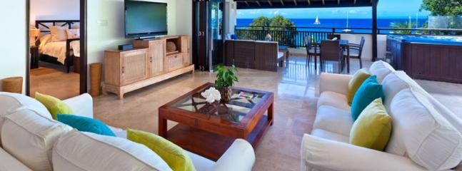 Coral Cove Penthouse 15 3 Bedroom SPECIAL OFFER - Paynes Bay vacation rentals