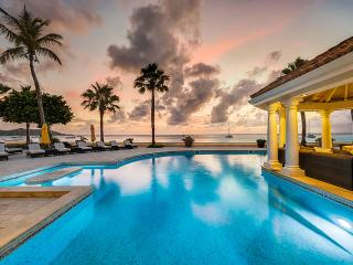 Petite Plage 5 at Grand Case Village, Saint Maarten - Beachfront, Pool, Amazing Sunset View - Grand Case vacation rentals