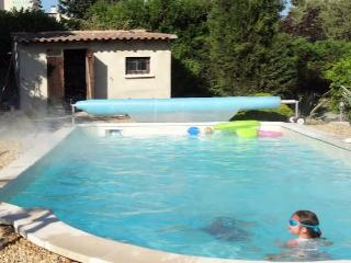 Bright Villa with Balcony and Private Outdoor Pool - Saint-Genies vacation rentals