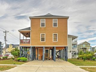 New Listing! Remarkable 6BR Murrells Inlet House w/Wifi, Multiple Decks & Private Gated Pool! Phenomenal Ocean Views & Perfect L - Murrells Inlet vacation rentals