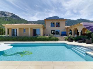 Beautiful property in the heights of Calvi - Calvi vacation rentals