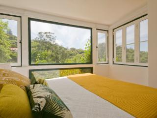 GORGEOUS VIEWS IN SINTRA CENTRE - THE YELLOW ROOM - Sintra vacation rentals