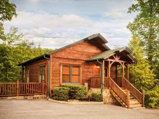 Luxury 2 Story 1 Bedroom Cabin in Gatlinburg Falls - Gatlinburg vacation rentals