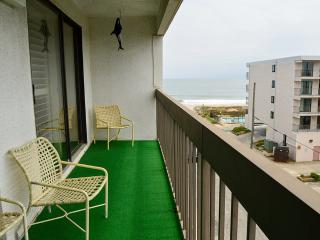 81 Beach Hill Unit 502 - Wi-Fi, Pool & Ocean View! - Ocean City vacation rentals