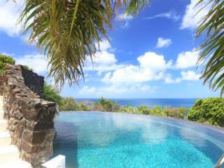 4 bedroom villa featuring 330 degree views of the Caribbean - Saint Lucia vacation rentals