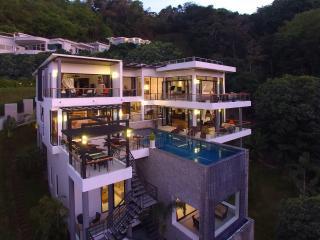 Amazing 6 Bed Fully Staffed Phuket Sea View Villa - Thalang vacation rentals