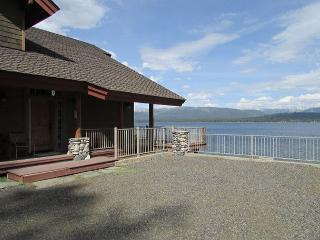 Lakefront Lower Level Flat on Payette Lake with Dock - McCall vacation rentals