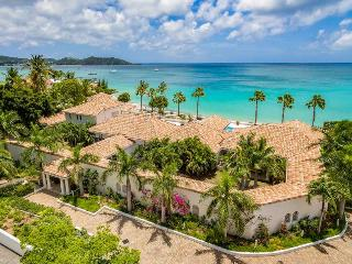 PETITE PLAGE V... Stunning, Ultra Deluxe 5 BR Estate with private beach on St - Grand Case vacation rentals