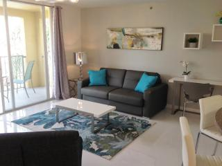 The Yacht Club | Modern Apartment with Pool View! - Aventura vacation rentals
