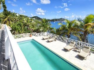 Marinafront private villa with 40-foot pool and sundeck | Island Properties - Saint Martin-Sint Maarten vacation rentals