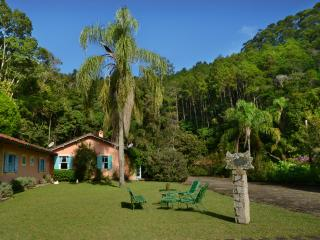 House on herb farm in the hills of Rio de Janeiro - Itaipava vacation rentals
