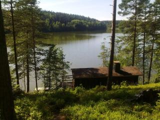A small typical Finnish cottage by the lake - Vihti vacation rentals