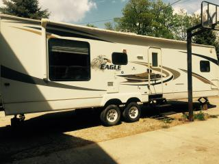 32' Jayco Camper on private lot with slide out - Glen Arbor vacation rentals
