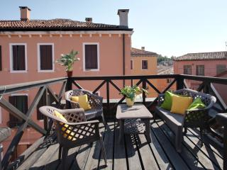 Apartment with terrace Ca' Serena - Venice vacation rentals