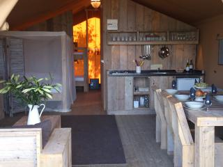 Glamping on a vineyard, luxury camping Montazellis - Alignan-du-Vent vacation rentals