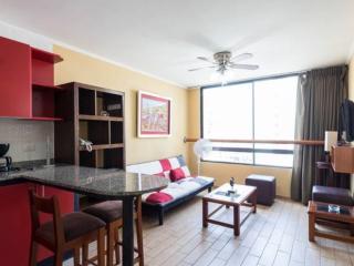 Departamento un dorm amoblado temporal Lima Peru - Lima vacation rentals
