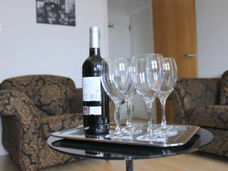 Bego's Apartment - 2 bedroom city centre flat - Aberdeen vacation rentals