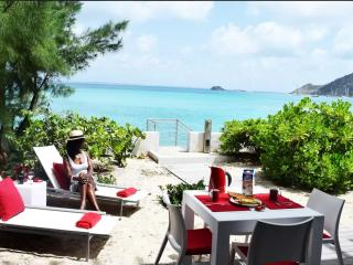 Condo Honeymoon - Great Location - Ocean Front - Grand Case vacation rentals