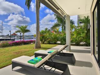 1 Bedroom 1 Bathroom Lakeside Condo-Private Marina - Cole Bay vacation rentals