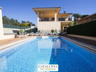 Villa del Art in Sils, in the center of Costa Brava - Riudarenas vacation rentals